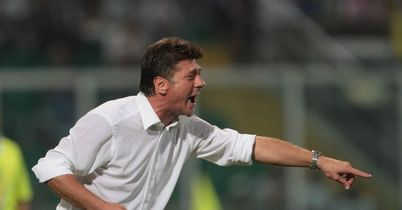 Mazzarri takes charge at Inter