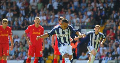 Odemwingie: Strokes home Albion's second