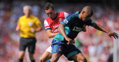 Santi Cazorla: Impressed on debut