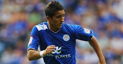 Anthony Knockaert: Enjoying life with Leicester