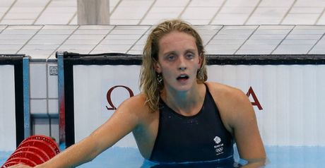 Fran Halsall: Finished in fifth in the 50 metres freestyle final