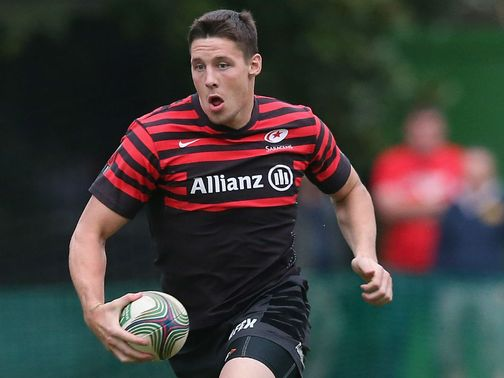 Joel Tomkins: Will help provide injury cover