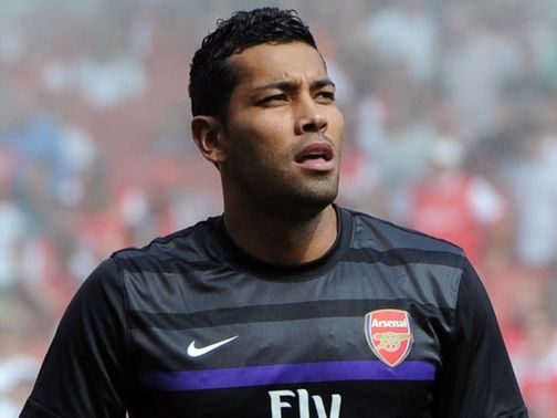 It is understood that Andre Santos was apprehended