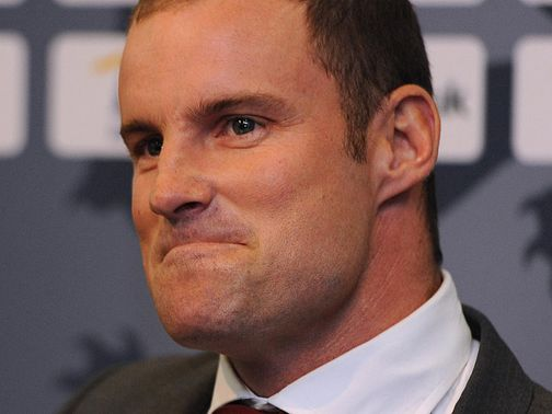 Andrew Strauss: Honorary life membership of the MCC
