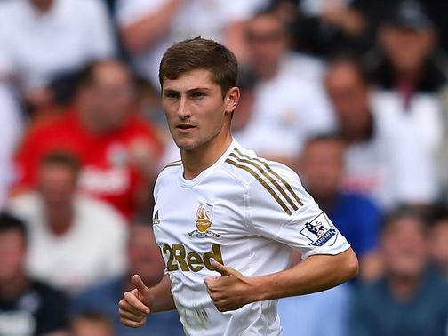 Ben Davies: Drafted in by Chris Coleman
