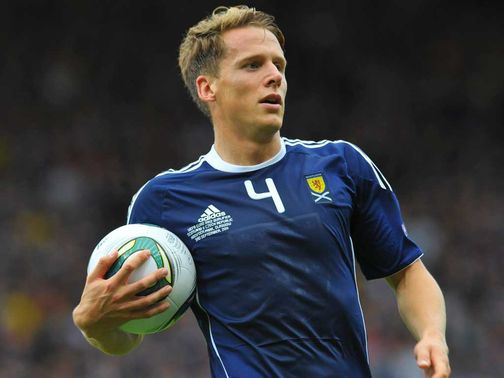 Christophe Berra: Happy with direction under Levein