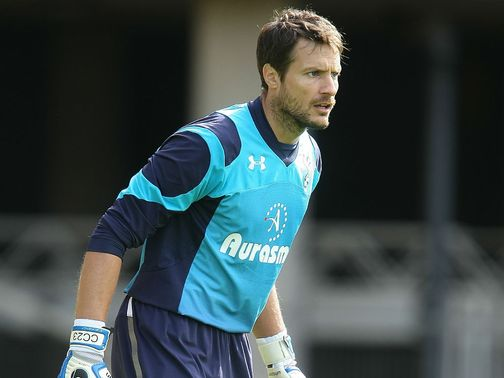 Carlo Cudicini: Ready to leave Tottenham