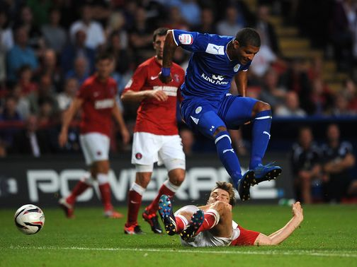 Jermaine Beckford scored the winner