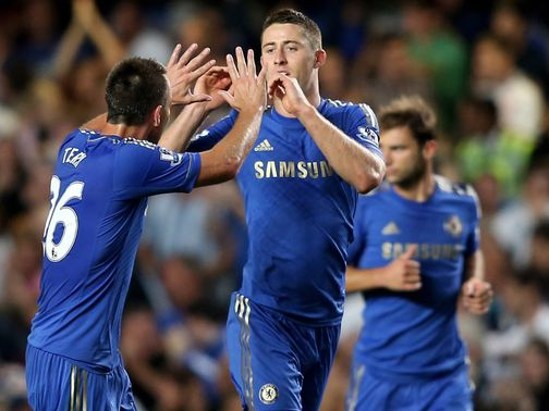 Gary Cahill: It's important we challenge for the title