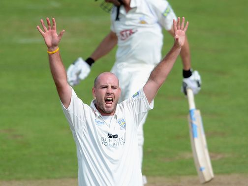 Chris Rushworth: Has signed new Durham deal