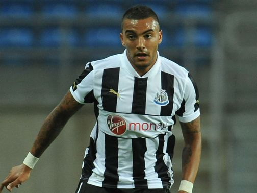 Danny Simpson: Has told Pardew he can count on him
