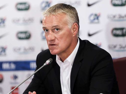 Deschamps: Unhappy Lloris is not a regular starter at Spurs