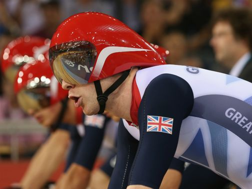 Ed Clancy: Geared up for omnium