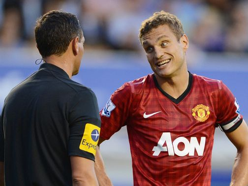 Nemanja Vidic: Not expecting problems