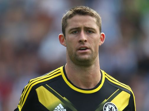 Gary Cahill: Looking to the future