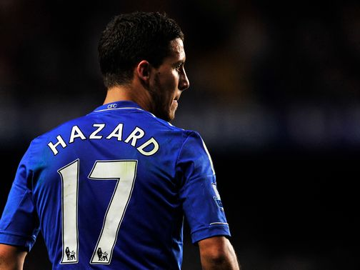 Eden Hazard: Has impressed for Chelsea