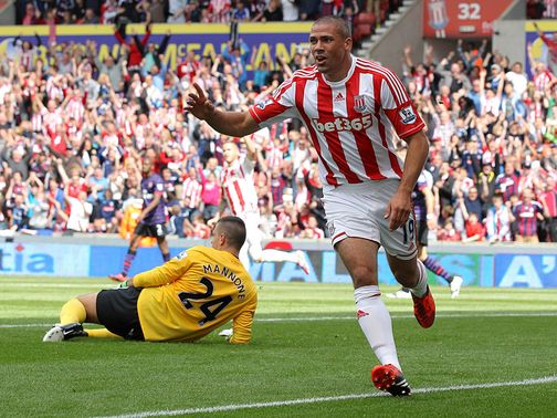 Jon Walters: Happy to feature in Republic starting XI