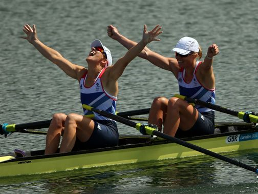 UK Sport have invested more money in rowing