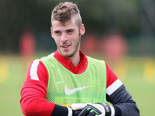 Daviid de Gea: Admired by United legend