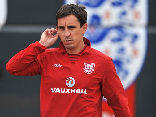 Gary Neville: Confident in professionalism of squad