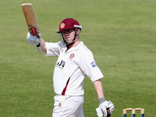 Niall O&#39;Brien: Will play for Leicestershire next season