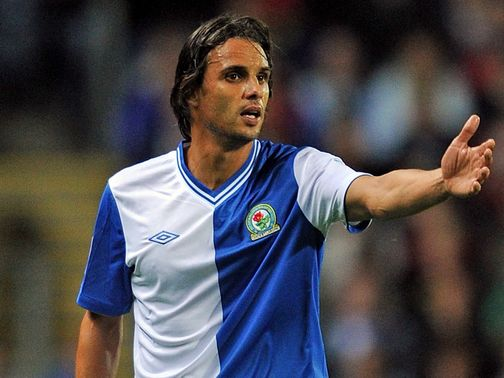 Nuno Gomes: Has found his feet at Blackburn