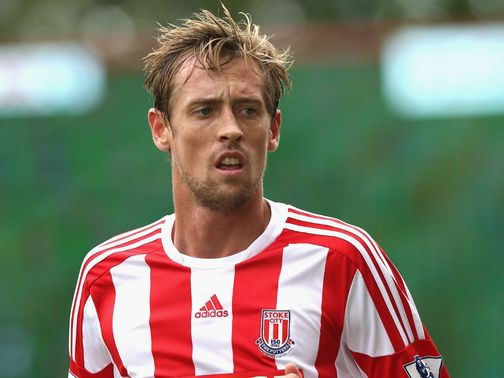 Peter Crouch: Will he play for England again?
