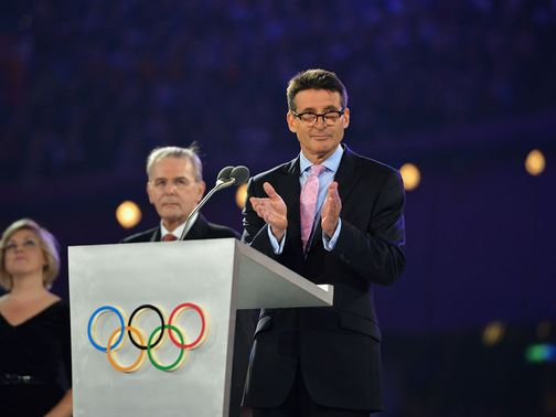 Lord Coe: Has confirmed that he intends to stand to become new chairman of BOA