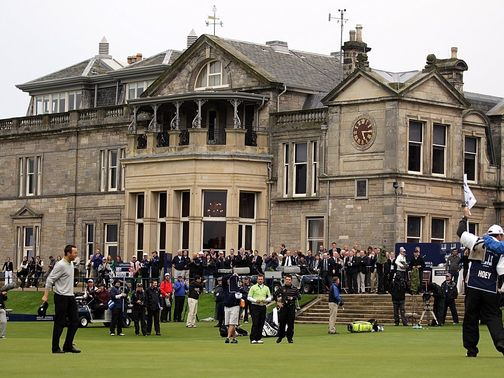 St Andrews: Alterations ahead of the 2015 Open