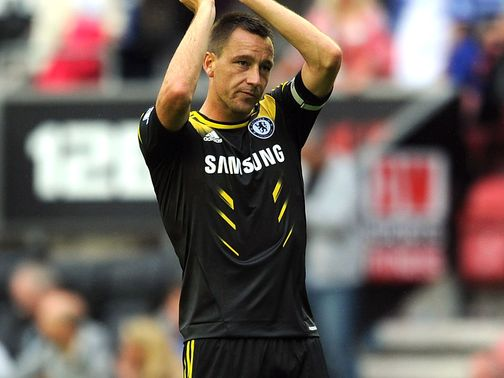 Terry: Chelsea punishment confidential