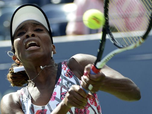Venus Williams: Was a popular winner