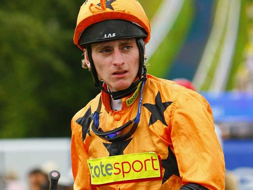 Adam Kirby: Lingfield treble