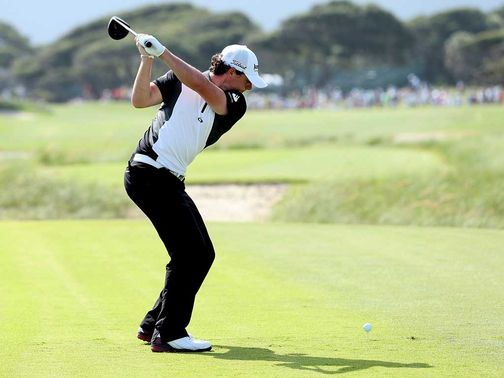 Rory McIlroy: Leads the way