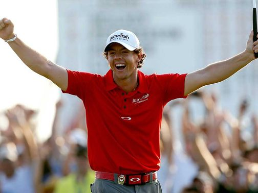 McIlroy: World number one