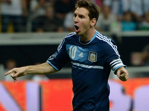 Lionel Messi: I have no relationship with Ronaldo