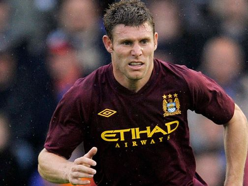Milner: Could return to action against Villa