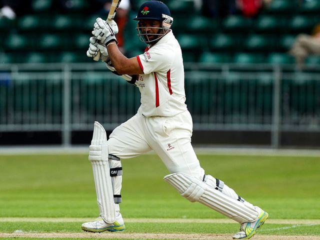 Ashwell Prince: Fell five runs short of a century