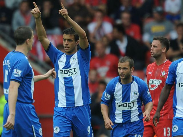 Franco Di Santo: Reported target for Liverpool