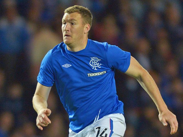 Kevin Kyle: Doubtful for Rangers