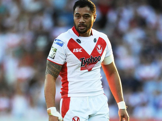 Tony Puletua: Key man for the Saints