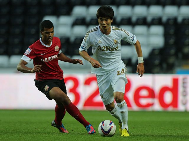 Ki Sung-yueng: Made his debut