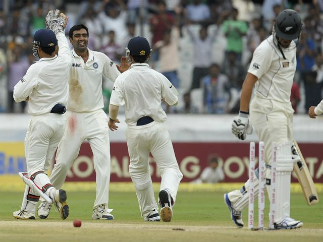Ravichandran Ashwin: India spinner bagged six wickets in each innings