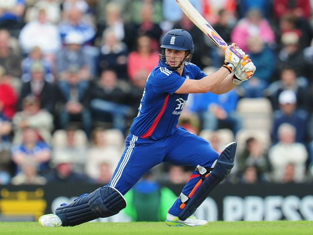 Craig Kieswetter: Hoping to lift trophy