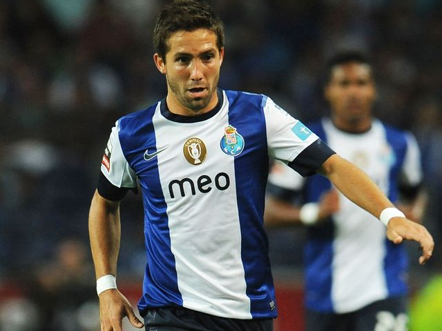 Joao Moutinho: Helped Porto to a 3-0 win