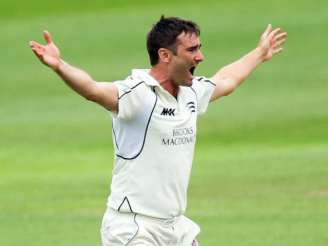 Tim Murtagh: Took 10 wickets