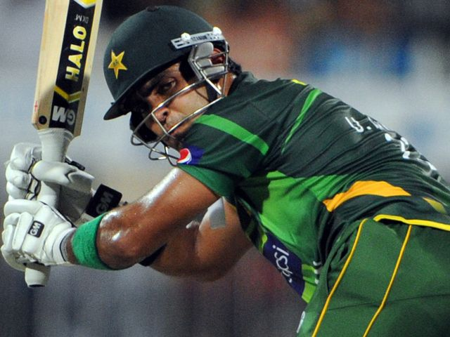 Umar Akmal: Blasted 46 for Pakistan