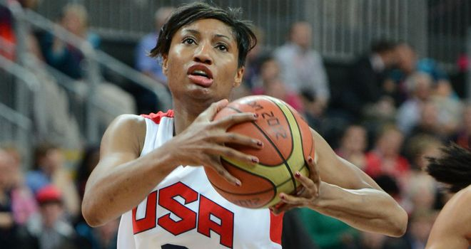 Angel McCoughtry: Has hailed a 'special' US team