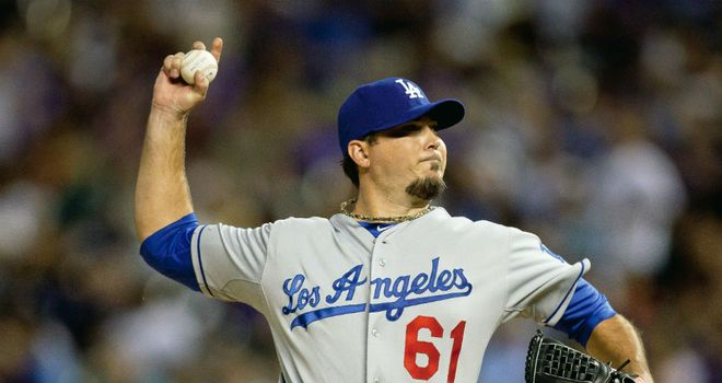 Josh Beckett: Endured a debut to forget