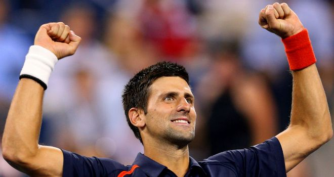 Novak Djokovic: Lost just two games en route to victory