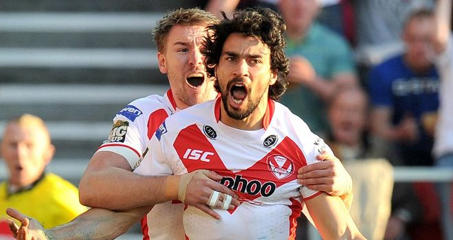 Ade Gardner: Joins Hull KR on loan for a month